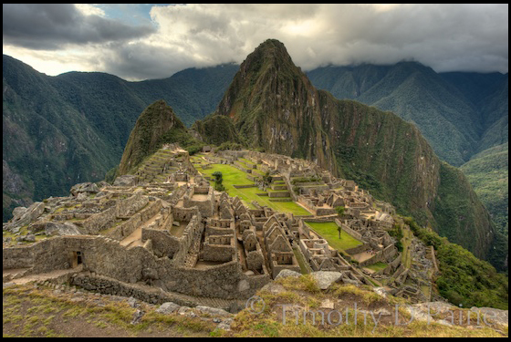 A visit to the top of the world gets a glimpse hundreds of years back at Machu Picchu and makes for great tales at home.